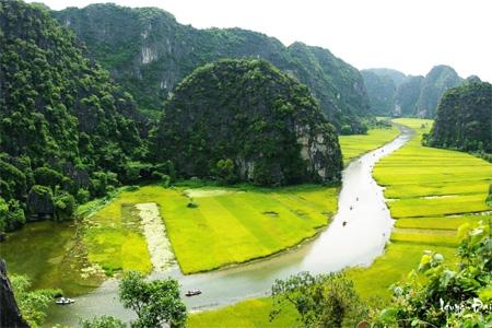 Tour Hoa Lư Tam Có 1 Ngày