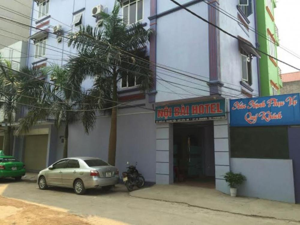 Hotel Near Noi Bai Internation Airport
